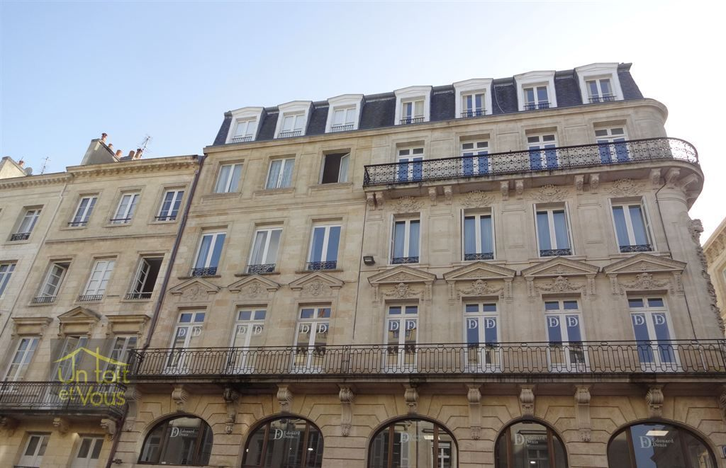 Vente Appartement Bordeaux (33000) INTENDANCE/GAMBETTA